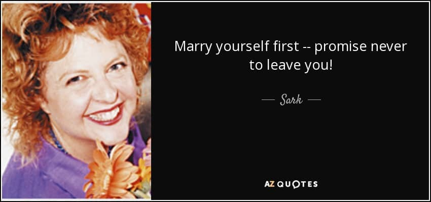 Are You in a Successful Marriage with Yourself?