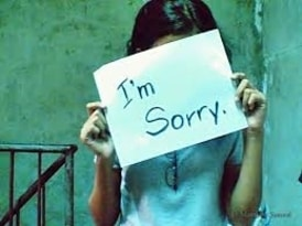 "How To Say ""I Am Sorry"" In A Way That Actually Means Something"