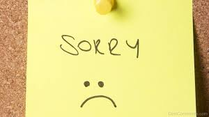 "How To Say ""I'm Sorry"" In A Way That Actually Means Something"